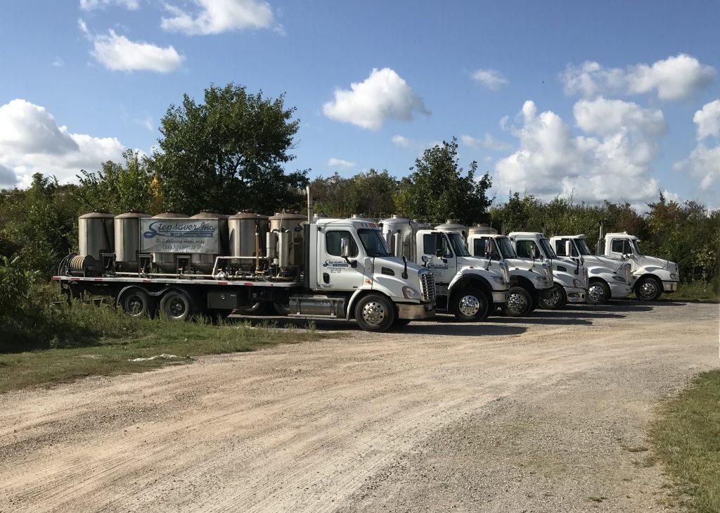 Step Saver Trucks